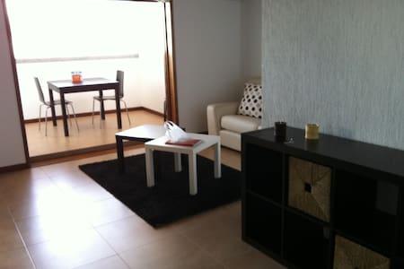 Appartement avec balcon et proche de la plage - Póvoa de Varzim - Apartament