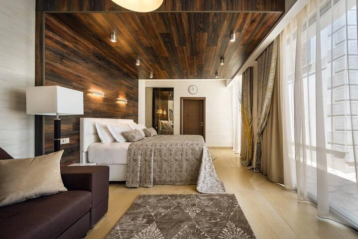 N 8 Номер Honeymoon Suite