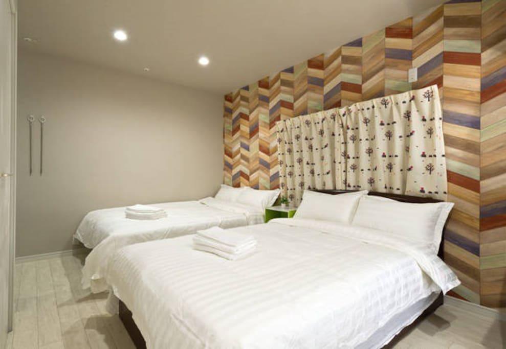 全新床上用品 双人床(150cm X 210cm) 被褥(200cm X 230cm)