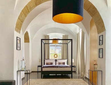 Boutique-Apartment in historischem Ambiente