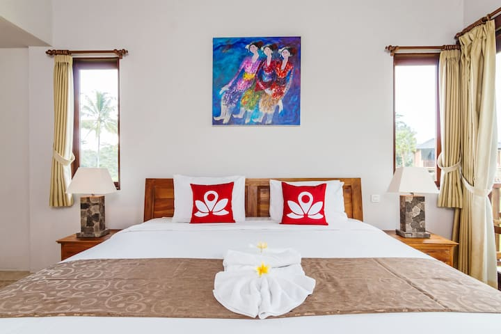 Chic Room at Kedisan Tegal Alang Ubud Villa - Tegallalang - Bed & Breakfast