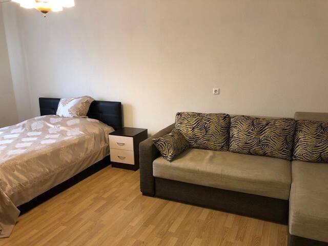 Уютная 1-ая квартира