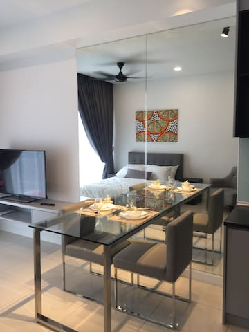 Designer Studio Room @Nadi Bangsar - Kuala Lumpur - Daire