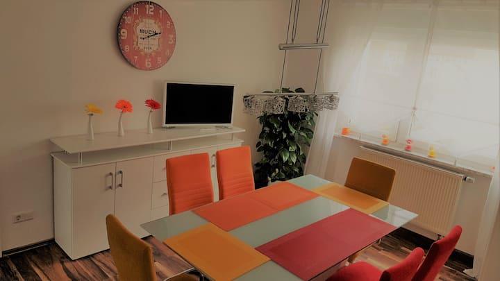 Top 3-Zimmer Ferienwohnung Hemsing in Velbert