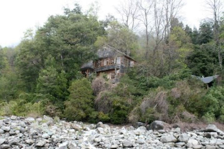 Arriendo casa en Caburgua, Chile - Caburgua - Rumah