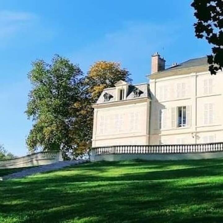 Chambre confort au Château du Rollin