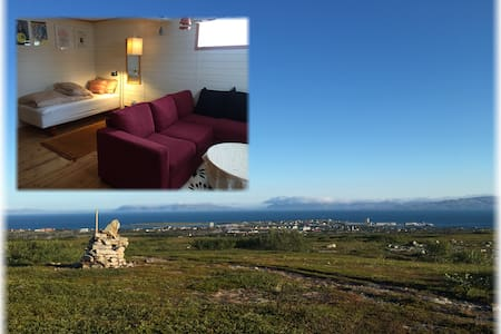 Myrullveien Bed & Breakfast, Vadsø - big room