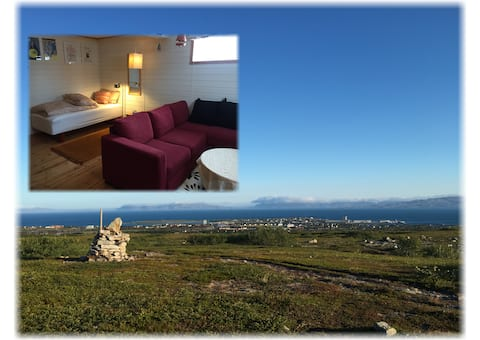 Myrullveien Bed & Breakfast, Vadsø - big room