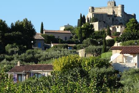 Logement très cosy aux coeurs des oliviers - Le Barroux - Квартира