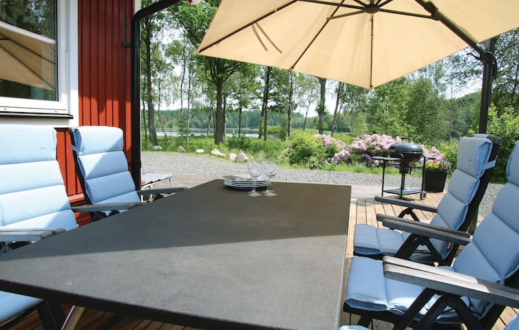 Holiday cottage with 2 bedrooms on 80m² in Perstorp