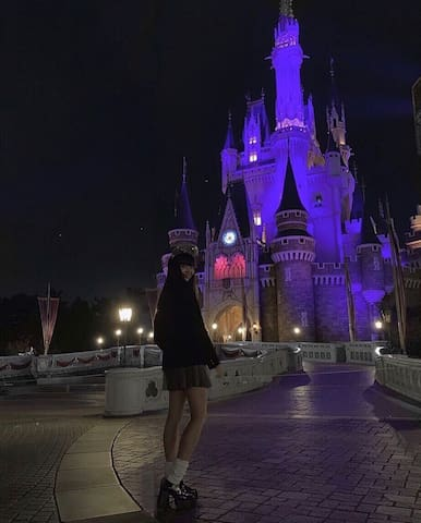 Disney paradise