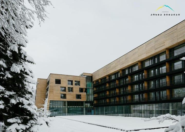 Bakuriani - Kokhta Mitarbi resort Apartment