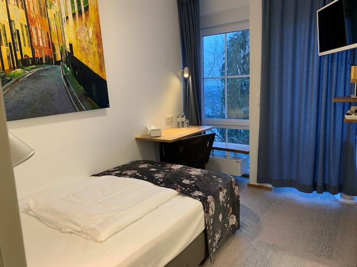 Comfort Single Room in the Hotel Schöne Aussicht