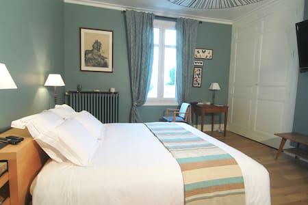 LA LAMBERTINE, chambre d'hôtes - Saumur