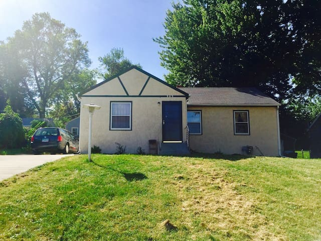 Two bedroom near downtown Sioux Falls