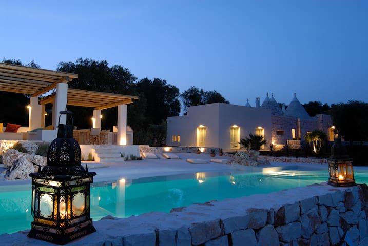 Villa Moresca dei Trulli Fernando