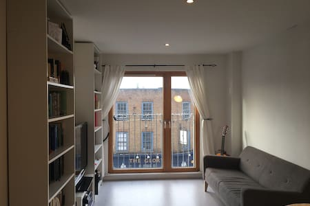 Modern and clean 1 bed flat in Hackney - Londen