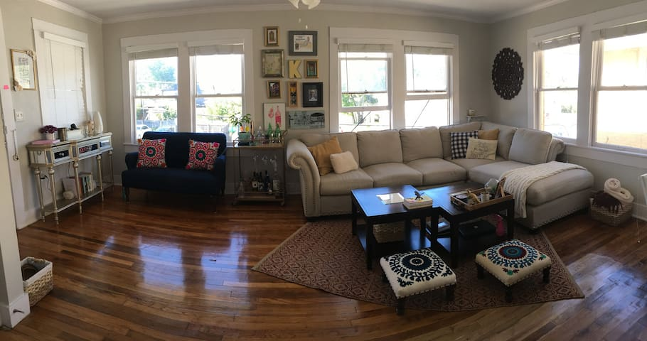 Charming apartment in Historic Fairmount - Fort Worth - Apartemen