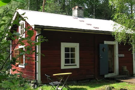 Historical Cottage Tived by National Park Tiveden - Haus