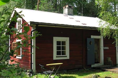 Historical Cottage Tived at National Park Tiveden