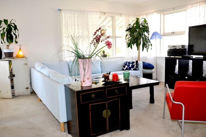cozy home close to wind n sea beach - San Diego - Apartament