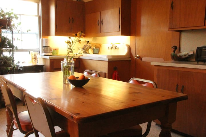 Cozy Artist's house (whole apt) - Providence - Wohnung