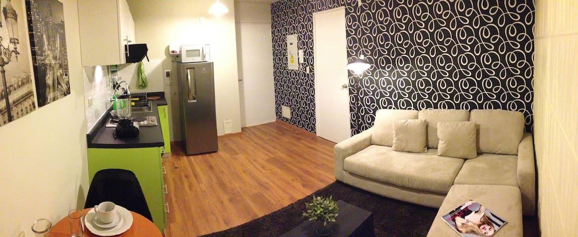 Cozy Apartment Near Everywhere