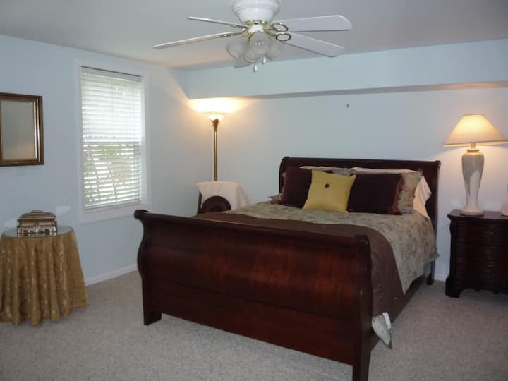 Soul Retreat and Getaway near UNCC/Concord Mills