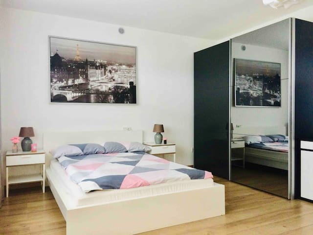 Apartment 4YOU neu modern 4-7 Pers. inkl. Garten