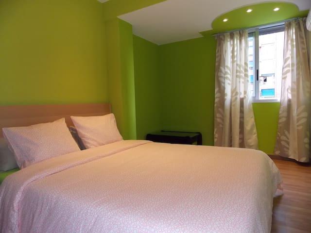 Spacious Apartment in Valencia - València - Daire