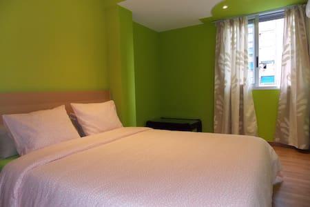 Просторные апартаменты в Валенсии, WIFI, ТВ - València - 公寓