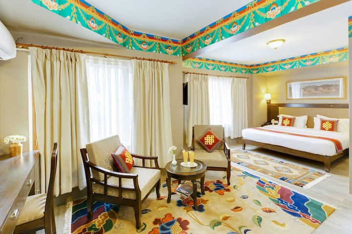 Hotel Lotus Gems -No.1 Choice in Boudha
