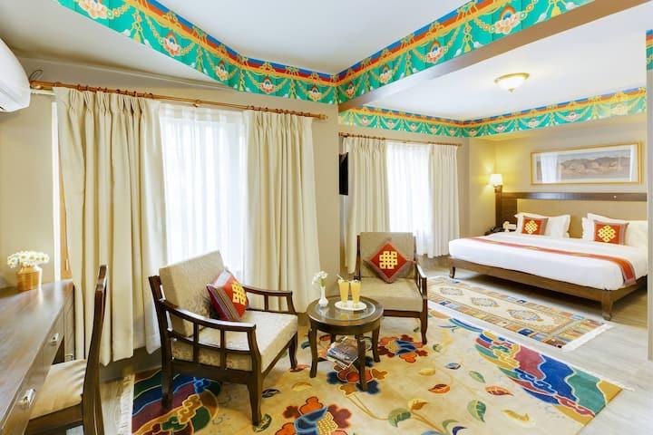 Hotel Lotus Gems -No.1 Choice in Boudha