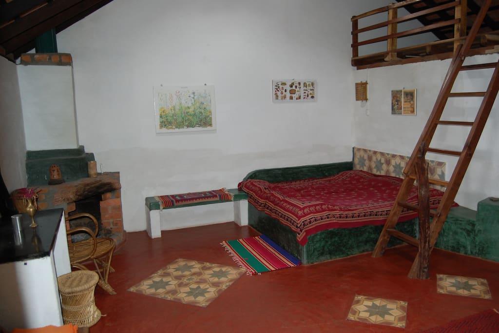 Atlas cottage room #1