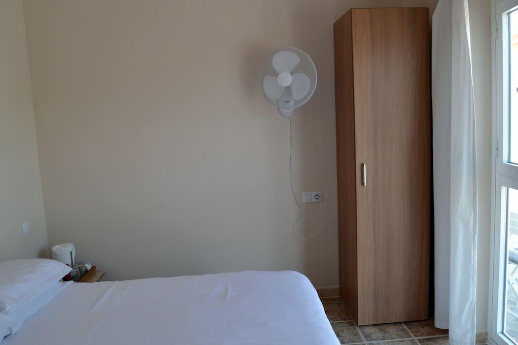 The Oliva room