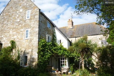 Old house near Jurassic Coast Path & Chesil beach - Abbotsbury - Bed & Breakfast