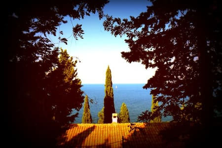 Sea-side holiday villa in Paxos - Gaios - Villa