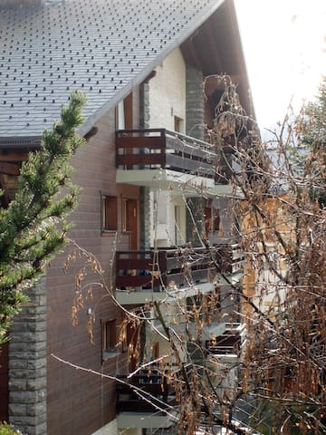 Verbier Classic Centrally Located - Bagnes - Daire