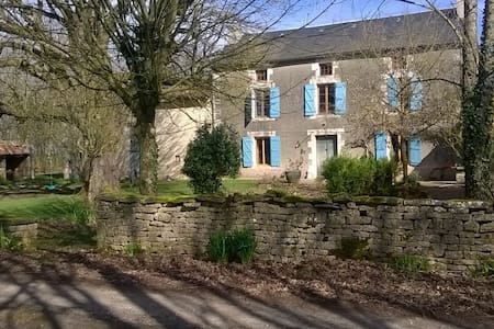 quiet house in rural France - Villefagnan - Pensione
