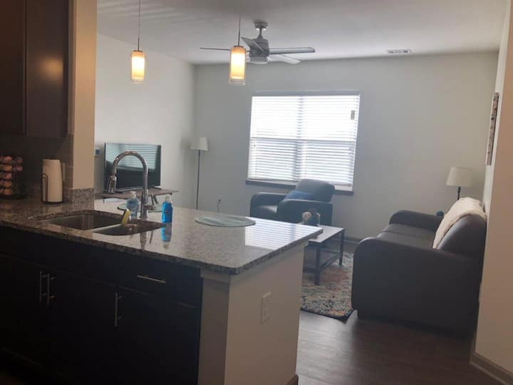 Large 2 Bed-2 Bath in Downtown Frankfort