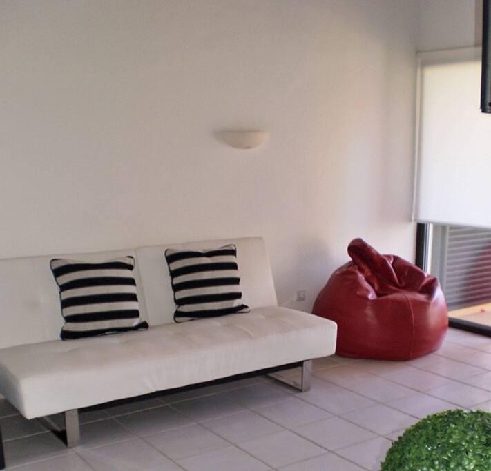 living room / salón / sala