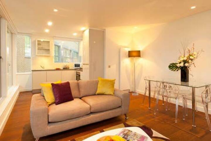 Covent Garden St Martins One Bed Superior