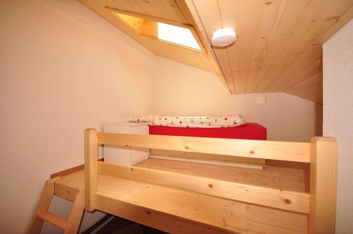 Bedroom 2 Mezzanine