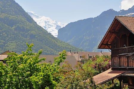 Holiday house Swiss Dreams - Matten bei Interlaken