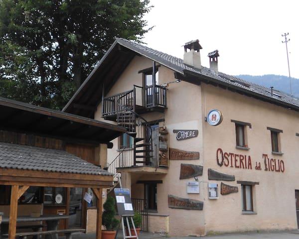(URL HIDDEN) - Onsernone - Casa