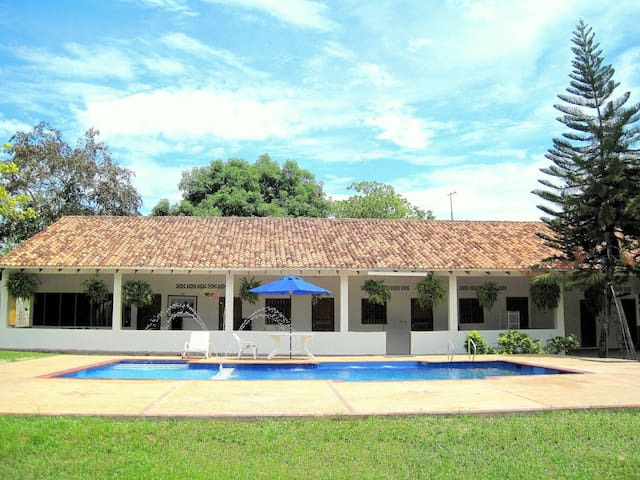 B&B Las Brisas Country side house ! - Guamo - Dom