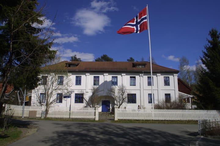 Øvergaard
