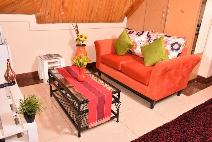 NEW! SHERRY's ZURI STUDIO IDEAL LOCATION:WESTLANDS