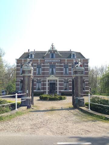 Huize van Strijen, groep 15 pers.