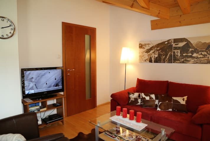 Apartment Glacier and River - Kaprun - Apartamento
